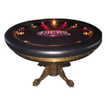 San-Francisco-49ers-poker-table-with-lights2